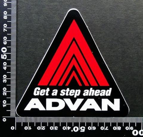 アドバン ヨコハマタイヤ advan ステッカー 00203