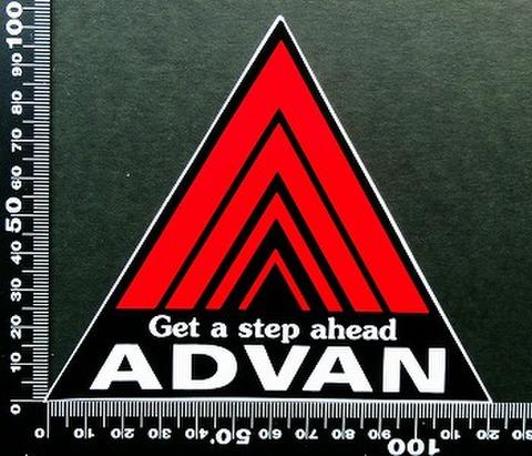アドバン ヨコハマタイヤ advan ステッカー 00204