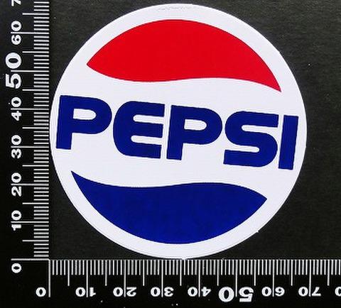 ペプシ PEPSI ステッカー 05589
