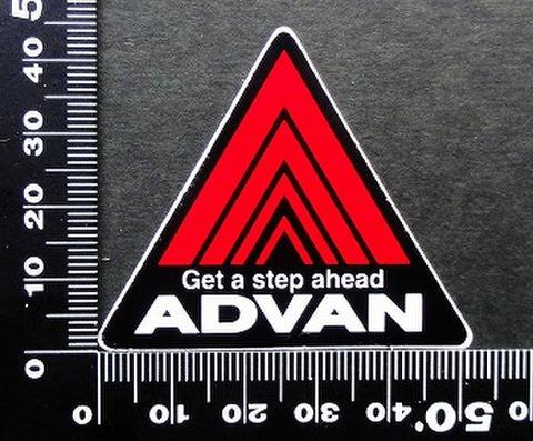 アドバン ヨコハマタイヤ advan ステッカー 00205