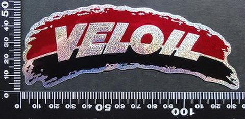 ベルオイル VELOIL ステッカー 05675