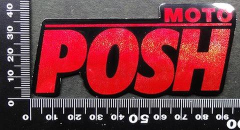 ポッシュ POSH ステッカー 05580