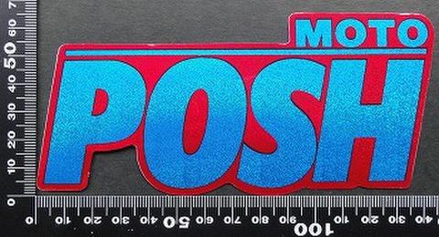 ポッシュ POSH ステッカー 05586