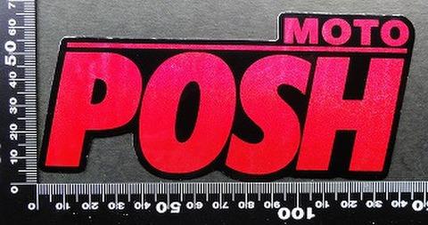 ポッシュ POSH ステッカー 05585