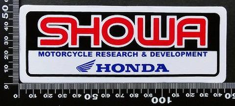 ホンダ honda ショウワ SHOWA ステッカー 5707