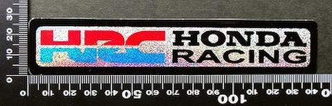 ホンダレーシング HRC ステッカー 05437