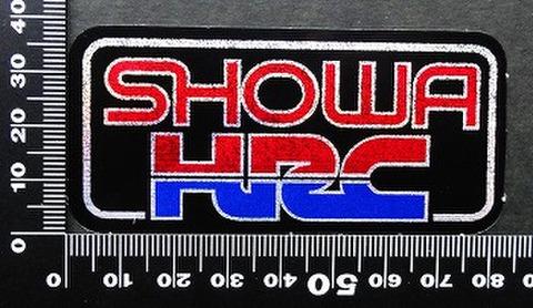 ホンダレーシング SHOWA ショウワ HRC ステッカー 05432