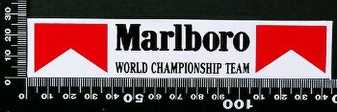 マールボロ(Marlboro) ステッカー 05527