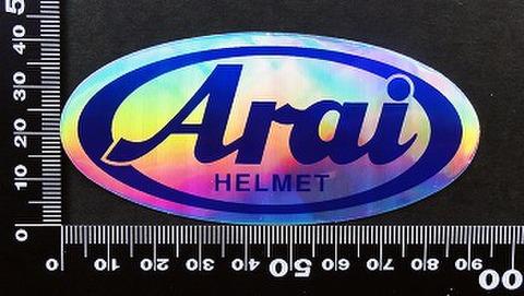 アライヘルメット arai ステッカー 00181