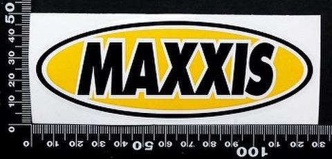 マキシス MAXXIS ステッカー 05559