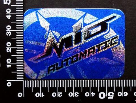 ミオ MIO ステッカー 05555