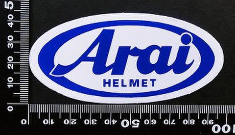 アライヘルメット arai ステッカー 00183