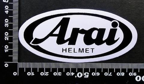 アライヘルメット arai ステッカー 00184