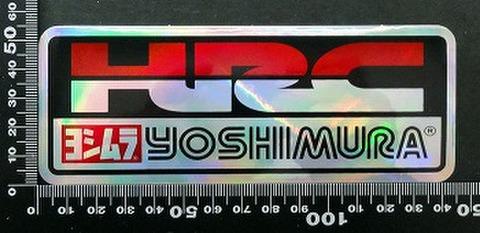 ヨシムラ YOSHIMURA HRC honda ホンダ ステッカー 05758