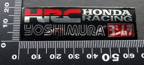 ヨシムラ YOSHIMURA HRC honda ホンダ ステッカー 05776