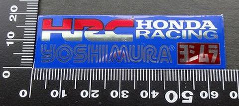 ヨシムラ YOSHIMURA HRC honda ホンダ ステッカー 05777