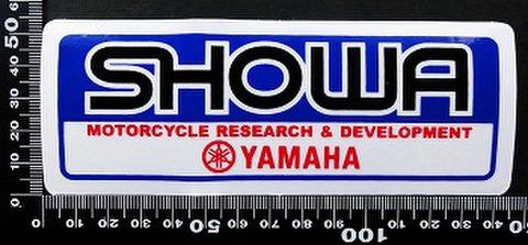 ヨシムラ YOSHIMURA ショウワ SHOWA ステッカー 05704