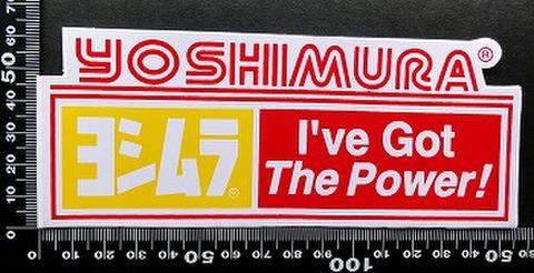 ヨシムラ YOSHIMURA ステッカー 05739