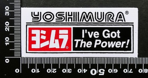 ヨシムラ YOSHIMURA ステッカー 05762