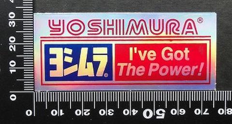 ヨシムラ YOSHIMURA ステッカー 05768
