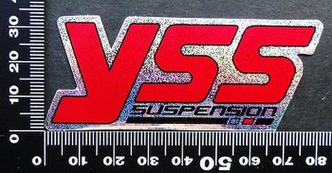 ワイエスエス YSS ステッカー 05683