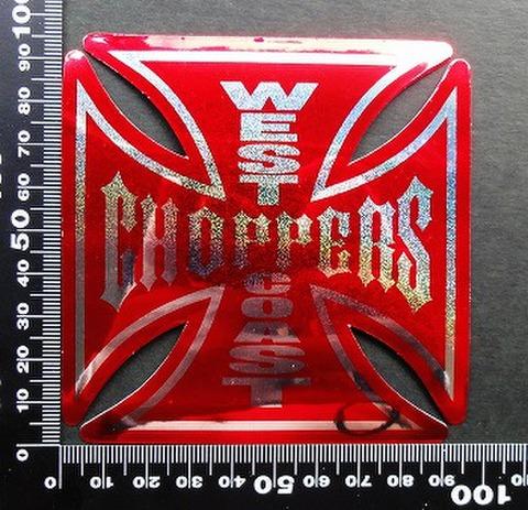 ウエストコーストチョッパーズ(WEST COAST CHOPPERS) ステッカー 00225