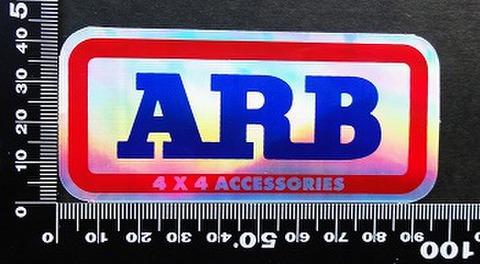 エービーアール ARB  ステッカー シール 00191