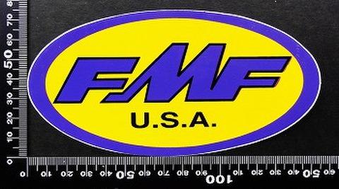 エフエムエフ FMF ステッカー 05389