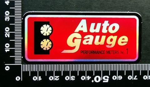 オートゲージ AUTOGAUGE ステッカー 00196