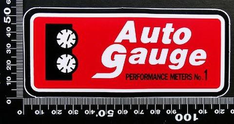 オートゲージ AUTOGAUGE ステッカー 00198