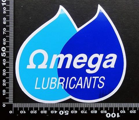 オメガオイル OMEGAOIL ステッカー 05573