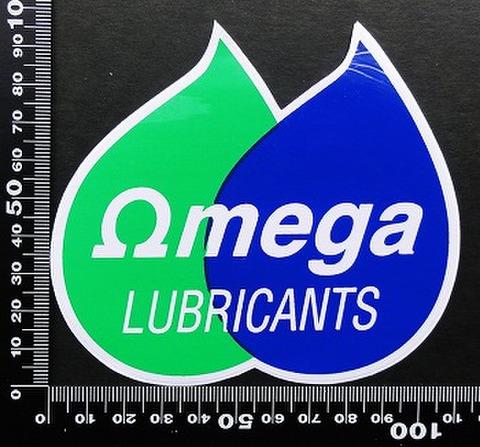 オメガオイル OMEGAOIL ステッカー 05574