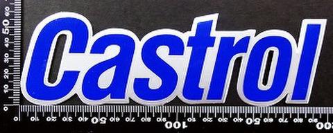 カストロール CASTROL  ステッカー 05368