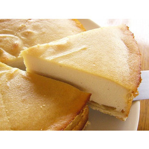 卵・乳製品不使用 豆腐のチーズケーキ(甘夏)