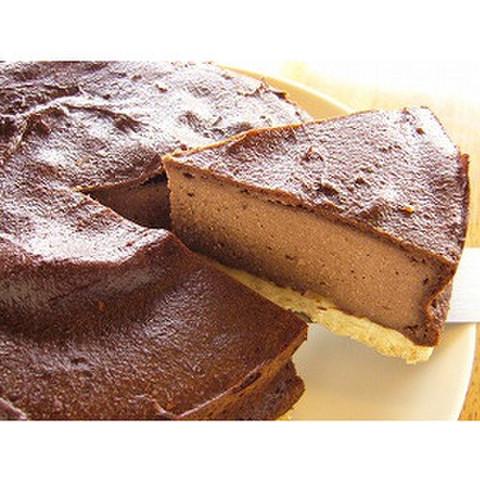 卵・乳製品不使用 豆腐のチーズケーキ(チョコ)
