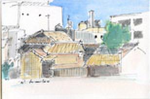 【京都シリーズ】京の町や