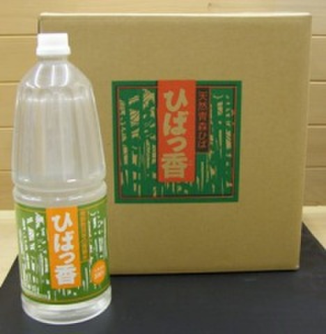 ひばっ香(1.8L:芳香水)お徳用6本セット