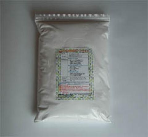 【レターパック510】ほたて貝殻焼成品 02-fukuro(1Kg 袋入れ)