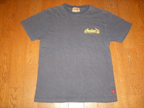 インディアンモーターサイクルのTシャツ