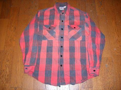 Prentissのヘビーネルシャツ