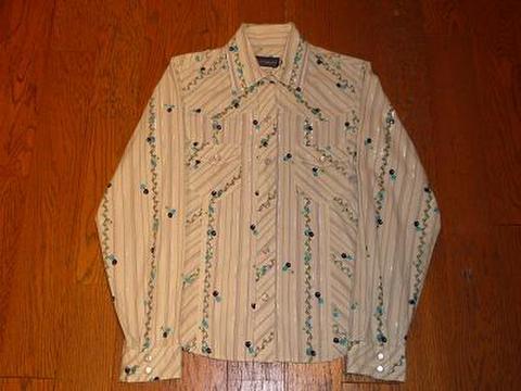 patagoniaのウエスタンシャツ