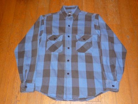 FIVE BROTHERのヘビーネルシャツ