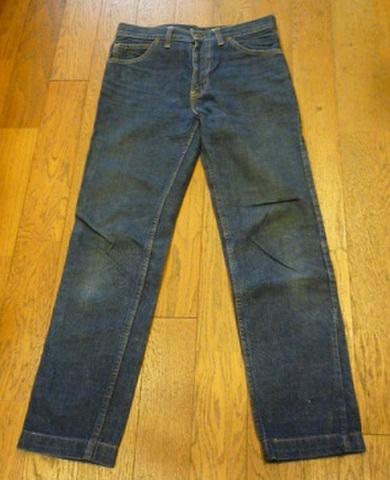 70年代のLevi's606-0217