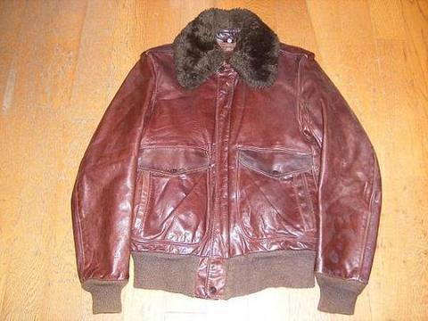 schott のフライトジャケット