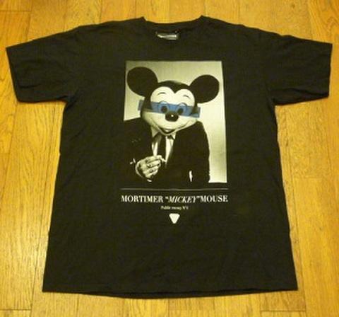GeometrickのミッキーTシャツ