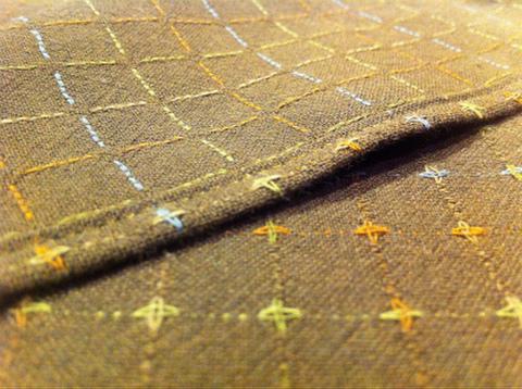 越中褌ほつれ止め縫製