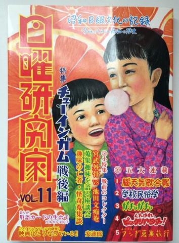 日曜研究家vol.11