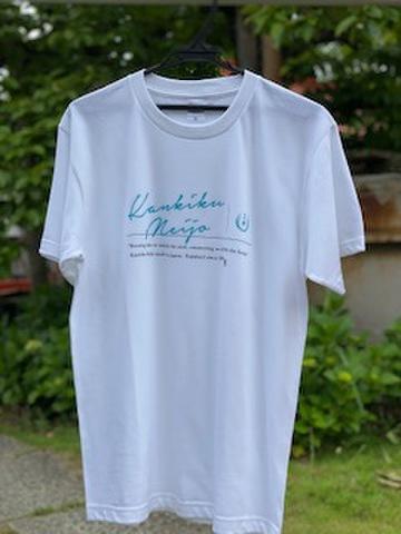 Kankiku Tシャツ ホワイトL