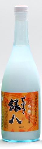 どぶろく 銀八 生酒720ml (1301)