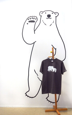【事前問い合わせしてください】macokumaTシャツ